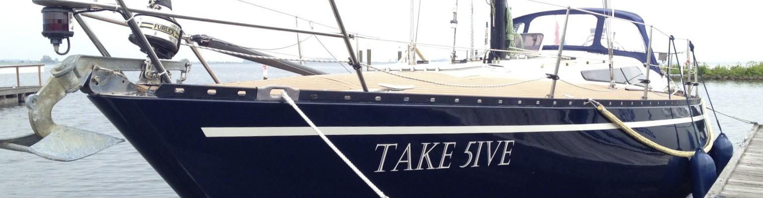Take 5ive